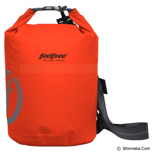 FEELFREE Dry Tube 15 [T15] - Orange - Waterproof Bag